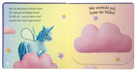 Carte 3D / pop-up, Unde esti micutule unicorn? Mein liebstes Pop-up-Buch, Wo bist du, kleines Einhorn? dK