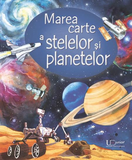 Marea carte a stelelor și planetelor, Usborne