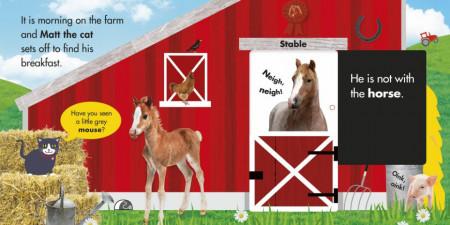Carte sonora, On The Farm, DORLING KINDERSLEY CHILDREN'S