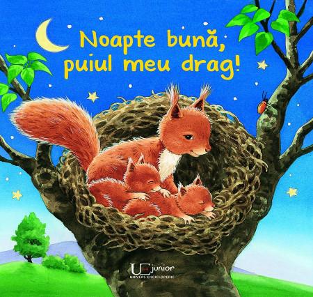 Noapte buna, puiul meu drag!