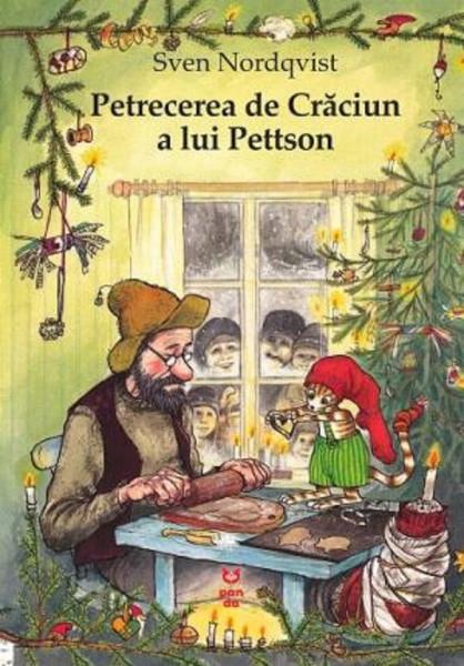 Petrecerea de Craciun a lui Pettson - Sven Nordqvist (Seria Pettson si Findus)