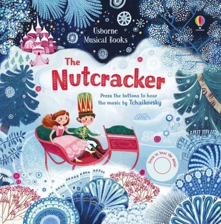 The Nutcracker sounds book