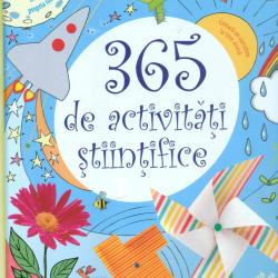365 de activitati stiintifice, usborne