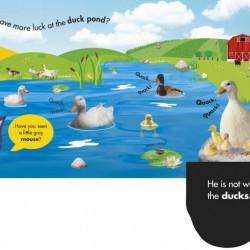 Carte sonora, On The Farm, DORLING KINDERSLEY CHILDREN'S, dk