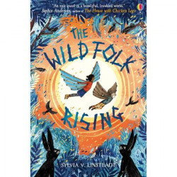 Carte usborne in limba engleza, The Wild Folk Rising 9+