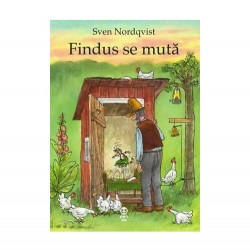 Findus se muta, Sven Nordqvist (Seria Pettson si Findus)