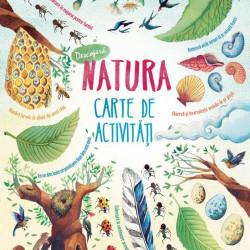 Natura, carte de activitati, Usborne