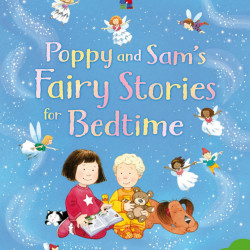 Poppy and Sam's Book of Fairy Stories, Philip Hawthorn, Usborne, 2+