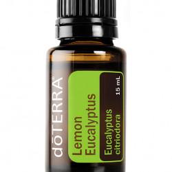 Ulei esential lemon eucalyptus, 15 ml, doterra