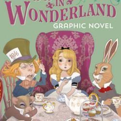 Alice in Wonderland graphic novel, Usborne