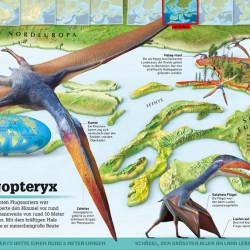 Atlasul dinozaurilor, Dinosaurier-Atlas, dk, 8+