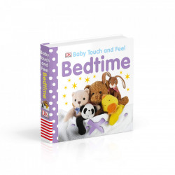 Baby Touch and Feel Bedtime, DK