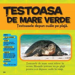 Carte National Geographic, Prima mea carte despre animale