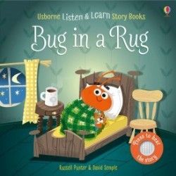 Listen and learn bug in a rug