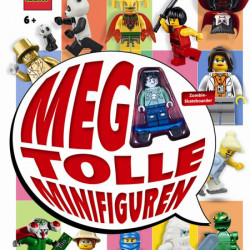 MEGA-minifigurine LEGO®, LEGO® Mega-tolle Minifiguren, dk, 6+