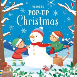 Pop-up Christmas, usborne