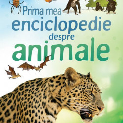 Prima mea enciclopedie despre animale, Usborne