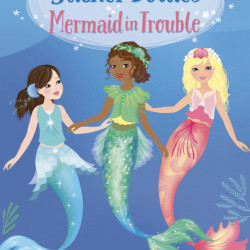 Sticker dollies Mermaid in Trouble, Usborne, 5+