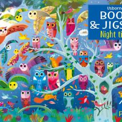 Usborne Book and Jigsaw Night Time