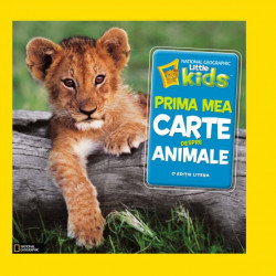 Carte National Geographic, Prima mea carte despre animale