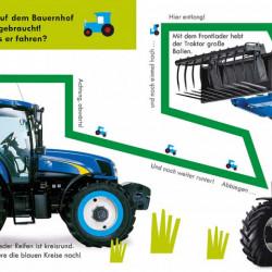 Carte senzoriala, Folge der Fingerspur, Bauernhof, 18+, dK