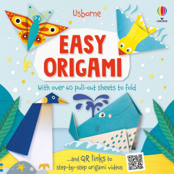 Easy Origami, Abigail Wheatley
