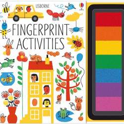 Fingerprint activities, usborne