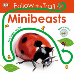 Follow the Trail Minibeasts, DK
