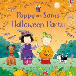 Poppy and Sam's Halloween party Usborne