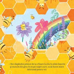 Prietenele mele albinele, Caroline Richards