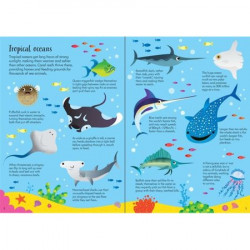 Puzzle Animals of the world book and jigsaw, Usborne