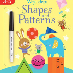 Shapes and Patterns, Usborne