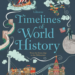 Timelines of world history, cartonata, Usborne