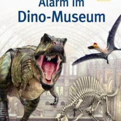 Carte in limba germana, Alarma in muzeul dinozaurilor, Alarm im Dino-Museum, DK, 6+