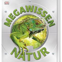 Carte in limba germana, Mega-Wissen. Natur, DK, 8+