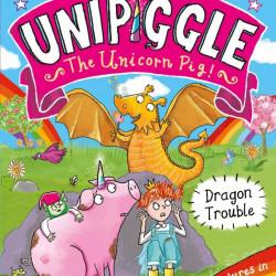 Dragon Trouble, unipiggle, usborne 5+