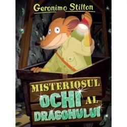 Misteriosul ochi al dragonului, Stilton Geronimo, Rao