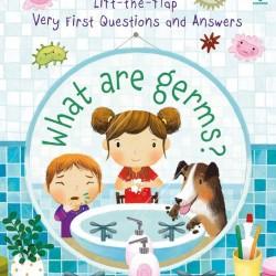 Carte cu multe clapete despre bacterii, What are germs?