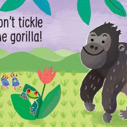 Don't tickle the Tiger!, Usborne, 6+