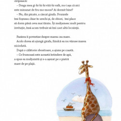 Girafa se muta!