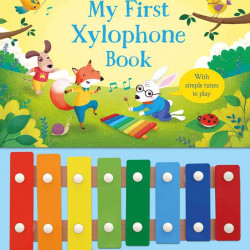 My first xylophone book, primul meu xilofon