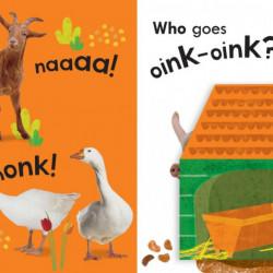 Noisy Farm Peekaboo!, DORLING KINDERSLEY CHILDREN'S, Dk
