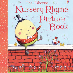 Nursery rhyme picture book, Usborne