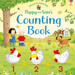 Poppy and Sam's Counting Book, Usborne, 3+