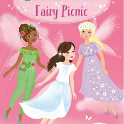 Usborne sticker dollies, Fairy Picnic, 5+