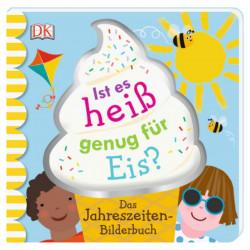 Carte despre anotimpuri, Este suficient de cald pentru inghetata? Ist es heiß genug für Eis?, dk, 2+