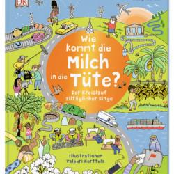 Carte in limba germana, Wie kommt die Milch in die Tüte? dk, 7+