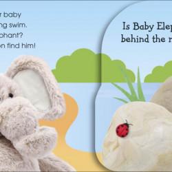 Carte Pop-Up Peekaboo! Baby Animals, DORLING KINDERSLEY CHILDREN'S, dk