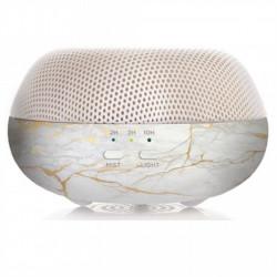 Difuzor cu ultrasunete, pentru uleiuri esențiale, brevi marble, ediție limitată, doterra