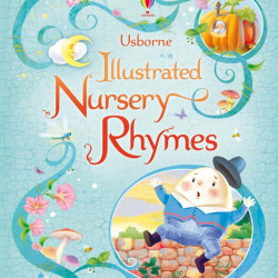 Illustrated Nursery Rhymes, Usborne